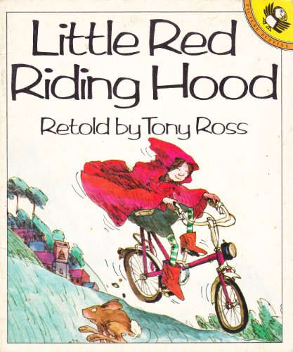 9780140503142: Little Red Riding Hood (Picture Puffin)