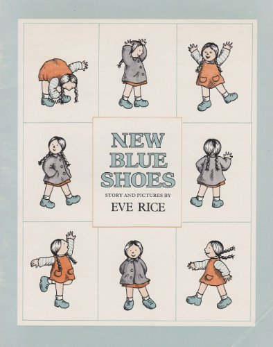 9780140503166: New Blue Shoes (Picture Puffin)