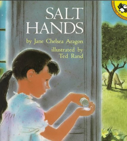 9780140503210: Salt Hands (Picture Puffins)