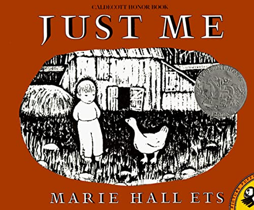 Just Me (Picture Puffins): Ets, Marie Hall