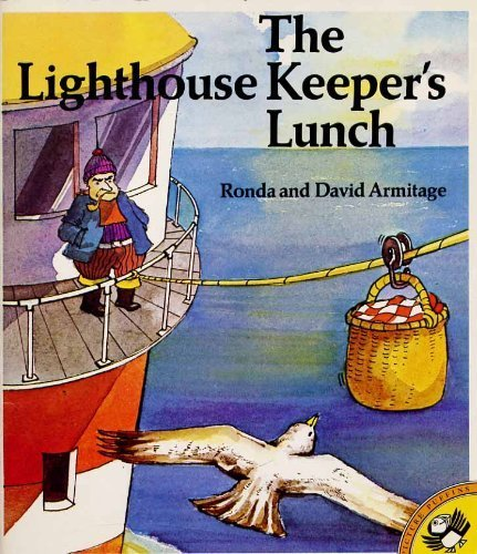 9780140503272: The Lighthouse Keeper's Lunch (Picture Puffin S.)
