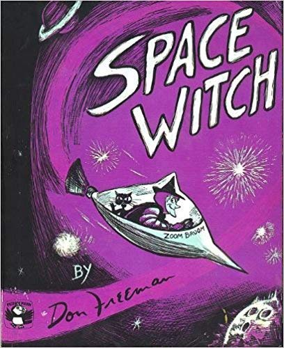 9780140503463: Space Witch (Picture Puffin books)