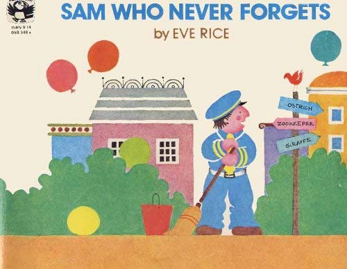 9780140503487: Sam Who Never Forgets (Picture Puffin)