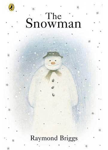 9780140503500: The Snowman (Picture Puffin)