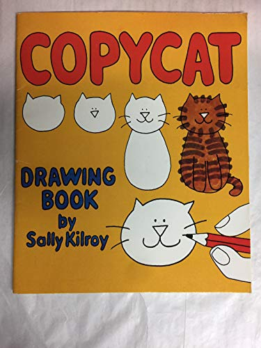 9780140503586: Copycat Drawing Book (Picture Puffin)