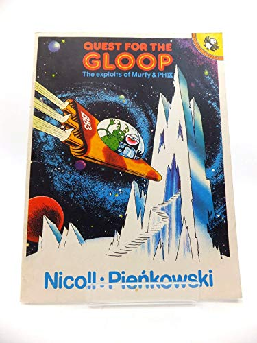 9780140503654: Quest for the Gloop (Picture Puffin)
