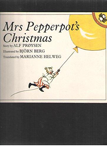 9780140503784: Mrs. Pepperpot's Xmas