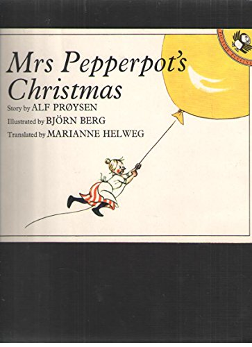 9780140503784: Mrs. Pepperpot's Christmas (Picture Puffin)