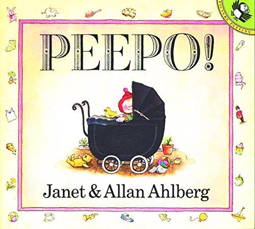 9780140503845: Peepo! (Picture Puffin)