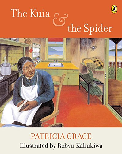 The Kuia and the Spider (Paperback): Patricia Grace
