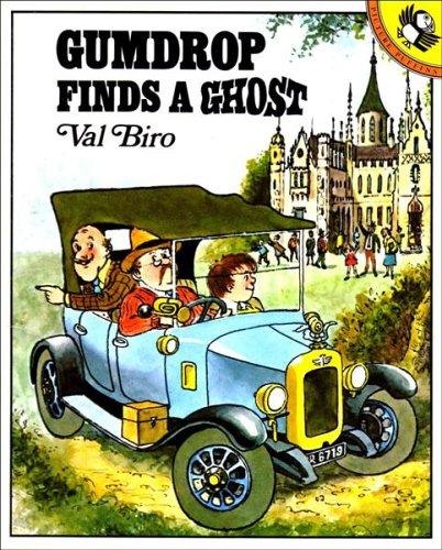 9780140503906: Gumdrop Finds a Ghost (Picture Puffin)