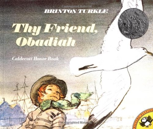 Thy Friend, Obadiah (Picture Puffins) (0140503935) by Brinton Turkle