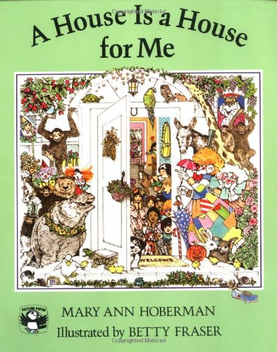 9780140503944: A House Is a House for Me (Picture Puffin Books)