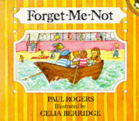 9780140503951: Forget-me-not (Picture Puffin)