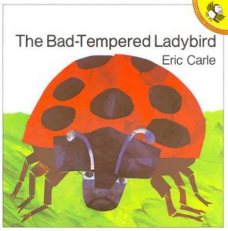 9780140503982: The Bad-tempered Ladybird (Picture Puffin)