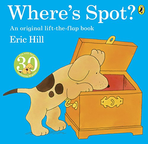9780140504200: Where's Spot? (Picture Puffin - Lift-the-flap book)