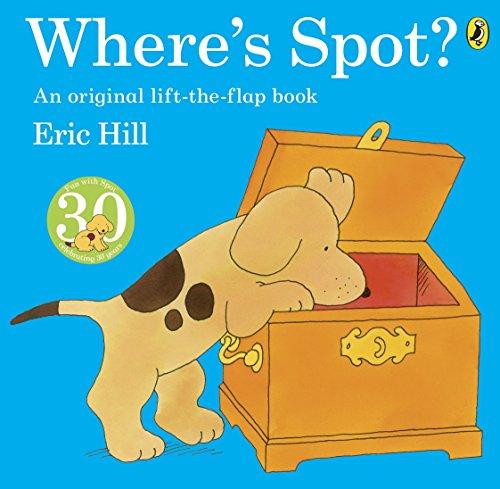 9780140504200: Where's Spot? (Picture Puffin)