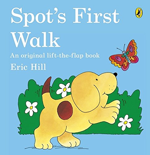 9780140504217: Spot's First Walk