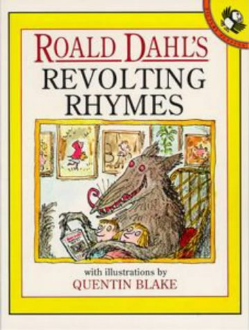 9780140504231: Revolting Rhymes (Picture Puffin)