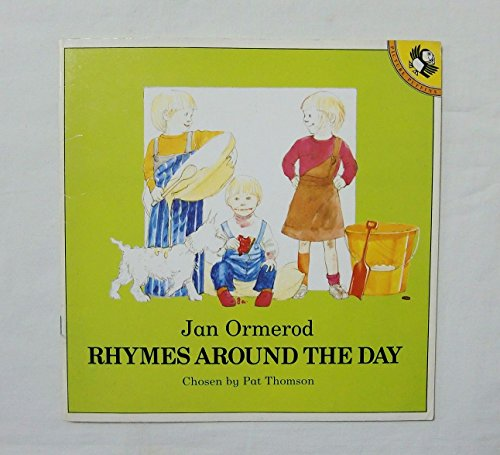 Rhymes around the day (9780140504248) by Jan Ormerod