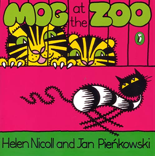 9780140504316: Mog at the Zoo (Meg and Mog)