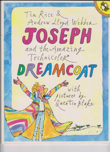 9780140504323: Joseph and the Amazing Technicolor Dreamcoat (Picture Puffin)