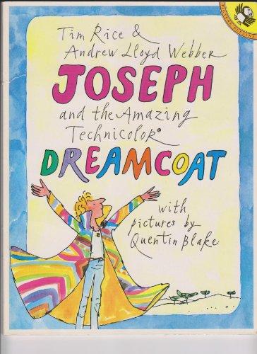 9780140504323: Joseph and the Amazing Technicolor Dreamcoat (Picture Puffin)