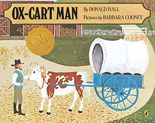 9780140504415: Ox-Cart Man (Picture Puffin)