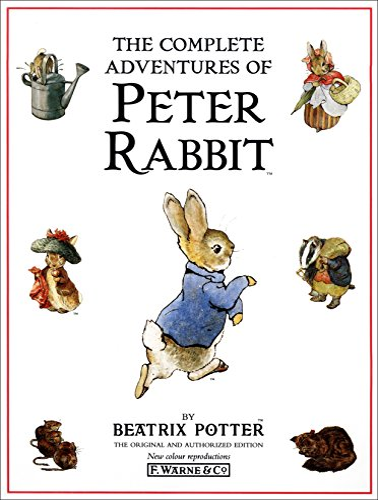 9780140504446: The Complete Adventures of Peter Rabbit