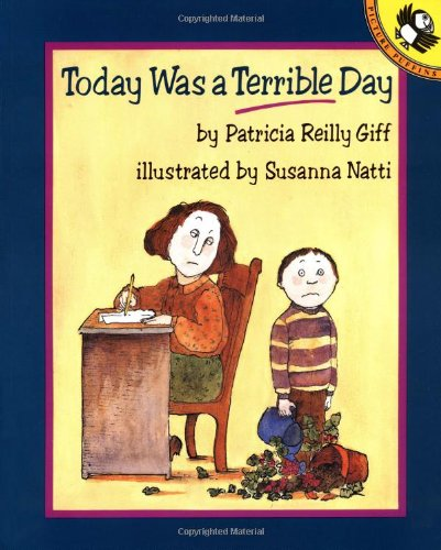 9780140504538: Today Was a Terrible Day (Picture Puffin Books)
