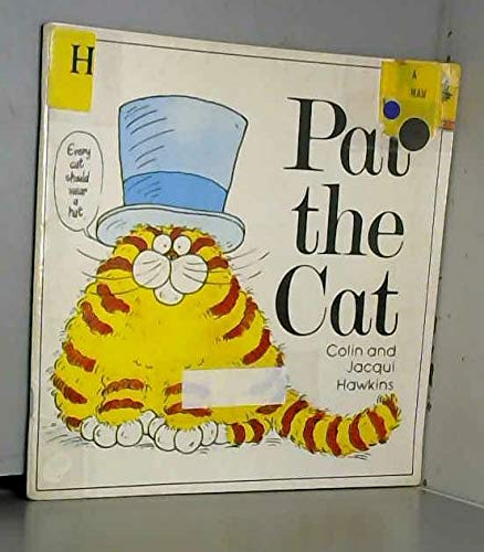 9780140504590: Pat the Cat (Picture Puffin)