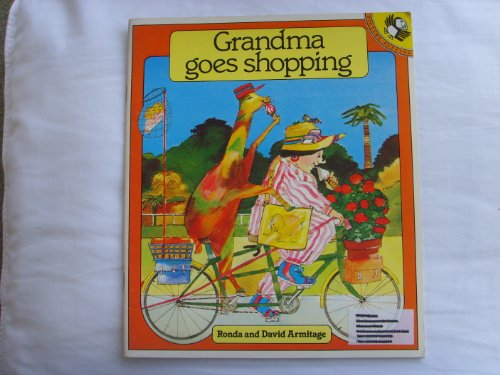 9780140504606: Grandma Goes Shopping (Picture Puffin)