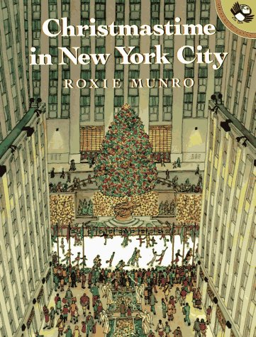 9780140504620: Christmastime in New York City (A Picture Puffin Book)