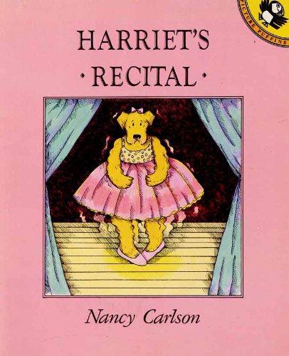9780140504644: Harriet's Recital (Puffin Classics)