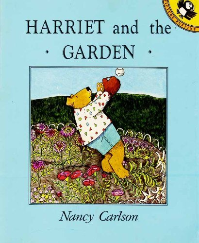 9780140504668: Harriet and the Garden (Picture Puffin)