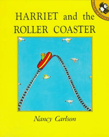 9780140504675: Harriet and the Roller Coaster (Picture Puffins)