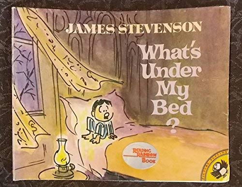 9780140504859: What's under My Bed (A Reading rainbow book)