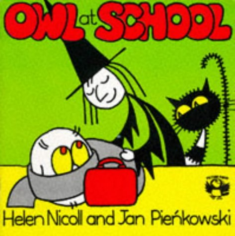 9780140504965: Owl at School (Picture Puffins)