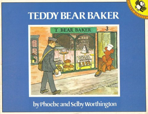 9780140504996: Teddy Bear Baker (Picture Puffin)