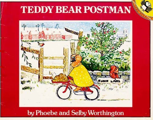 9780140505009: Teddy Bear Postman (Picture Puffin)