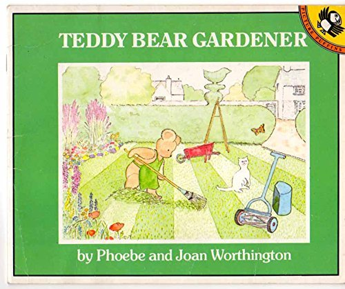 9780140505016: Teddy Bear Gardener