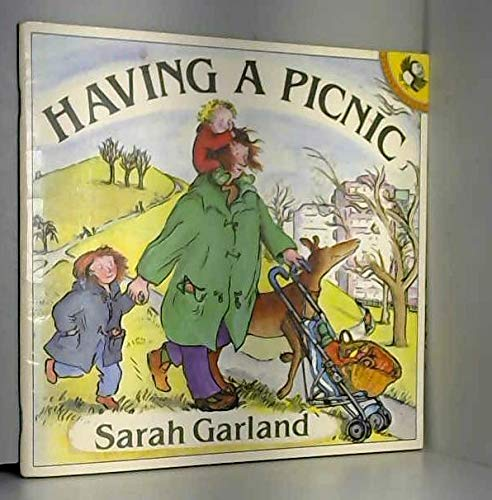 9780140505191: Having A Picnic (Picture Puffin)