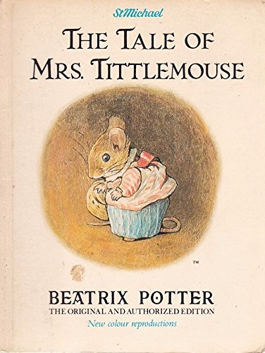 9780140505252: The Tale of Mrs. Tittlemouse: And Other Mouse Stories (Picture Puffin)
