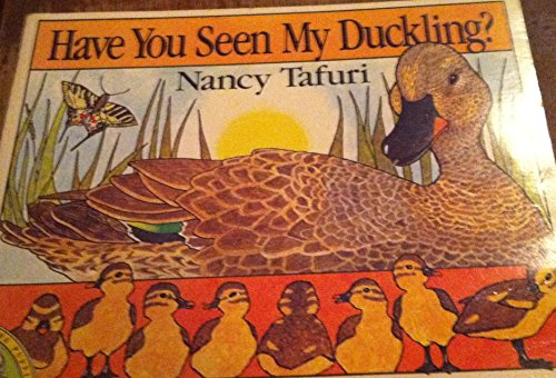 9780140505320: Have You Seen My Duckling (Picture Puffin)