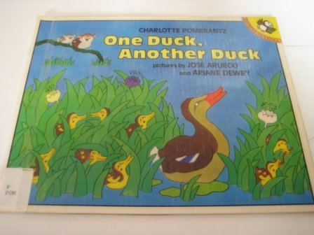 9780140505337: One Duck, Another Duck (Picture Puffin)