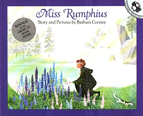 9780140505399: Miss Rumphius: Story and Pictures (Picture Puffins)