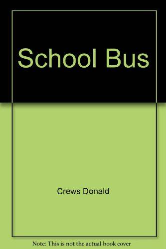 9780140505498: School Bus