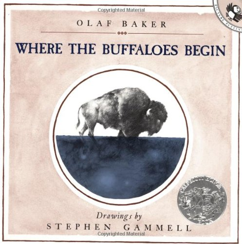9780140505603: Where the Buffaloes Begin