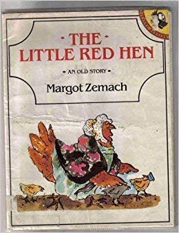 9780140505672: The Little Red Hen: An Old Story (Easy-to-Read, Puffin)