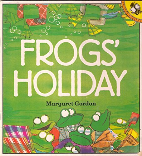 9780140505696: Frogs' Holiday (Puffin Books)